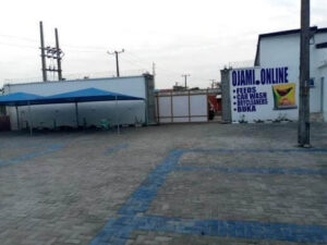 THE CONSTRUCTION OF OJAMI CAR WASH INCLUDING FENCING AND DRAINAGE